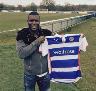 Yakubu signs for Reading FC